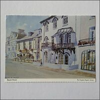 Sidmouth Beach House by Angela Argent Postcard (P420)