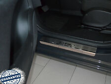 OPEL ZAFIRA C TOURER 2012- Stainless Steel Door Sill Guard Cover Scuff Protector