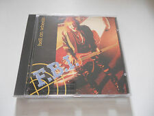 """F.B.I. """"Hell on Wheels"""" Rare Indie cd  On Air Records"""
