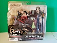 McFarlane's Monsters 3: 6 Faces of Madness Collector's Club Accessory Pack 2004
