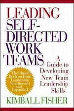 Leading Self-Directed Work Teams-ExLibrary