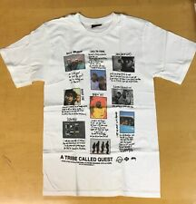 Stussy Tribe Called Quest Album T Shirt, Small