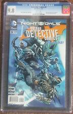 cgc 9.8 Detective Comics #9 new 52 Tony S. Daniel Night of the Owls