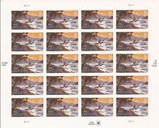 USA 2009 42c Oregon Statehood 20 Stamp Sheet - Scott #4376