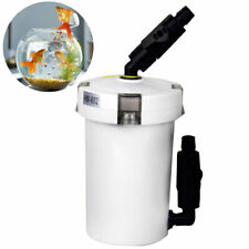 Aquarium Fish Tank External Canister Filter Outside Mini Filter Pump Seller