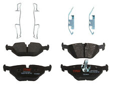TRW Automotive TPC0763 Rear Premium Ceramic Brake Pads