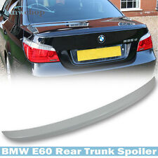 Stock In LA! Painted 300 White BMW E60 5-Series Spoiler Rear Trunk M5-Style 2010