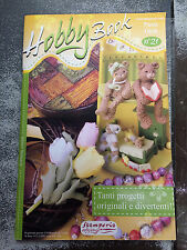 MANUALE DECOUPAGE HOBBY BOOK SPECIALE PASTA OPLA' N.21  by STAMPERIA