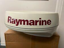 "Raymarine 24"" 4kw analog radar radome"