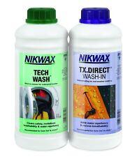 Nikwax Tech Laver/Tx Direct Wash-in - 1 L