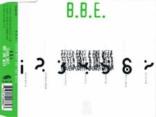B.B.E. Maxi CD Seven Days & One Week - Belgium (M/EX+)