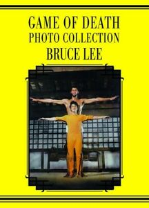 Bruce Lee Limited Edition Game of Death Photo Book (2021)