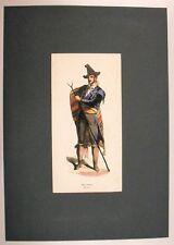 Stampa Print MAIO DI JEREZ Mexico approx. 1858 Messico