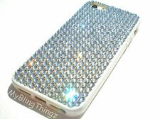 For iPhone 6 Plus CLEAR Bling Hard Case Cover Bumper made w/ SWAROVSKI Crystals