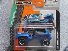 Matchbox 2014 #119/120 RUMBLE RAIDER dark blue MBX Explorers Case B New Casting