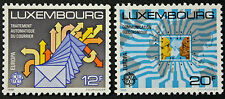 Timbres / Stamp LUXEMBOURG Yvert et Tellier Europa n°1149 et 1150 nsg (cyn10)