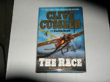 The Race by Clive Cussler & Justin Scott (2011) DOUBLE SIGNED 1st/1st