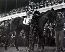 War Admiral 1937 Kentucky Derby Winner,  8x10 B&WPhoto