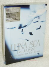 Luna Sea For JAPAN A Promise to The Brave 2011.10.22 SAITAMA SUPER ARENA 2-DVD