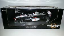 Minichamps F1 McLaren Mercedes MP4-13 Mika Hakkinen 1/18 World Champion 1998