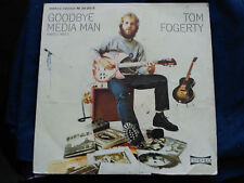 SINGLE TOM FOGERTY - GOODBYE MEDIA MAN - FANTASY SPAIN 1971 VG+