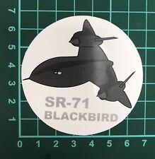 SR-71 Blackbird Sticker (1 PC) About 7 cm(2.75'')