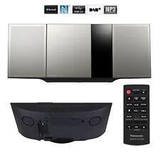 Panasonic SC-HC397 CD DAB Radio MP3 USB Bluetooth Player Micro Slim Hi-Fi System