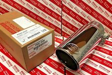 2012-2020 TOYOTA TUNDRA CHROME EXHAUST TIP GENUINE OEM PT932-34160 (FAST SHIP)