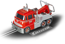 CARRERA 30776 CARRERA WRECKER NEW 1/32 SLOT CAR IN DISPLAY CASE