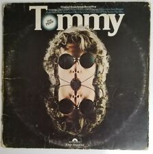 The Who Tommy the Movie Original Soundtrack PD 9502  2 LP