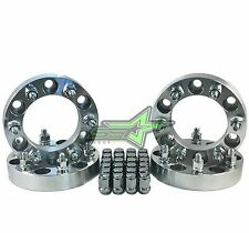 6X5.5 NISSAN WHEEL SPACERS 1.5 INCH | 6 LUG TITAN XTERRA QX56 PATHFINDER 12X1.25