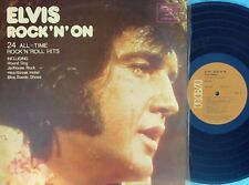 Elvis Presley ORIG OZ 2LP Rock 'n' on EX '73 RCA TSP135 Pop rock 24 Trks