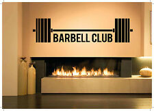 Wall Room Decor Art Vinyl Sticker Mural Decal Barber Shop Logo Sign Tools SA054 Home Décor
