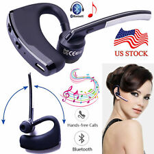 Bluetooth Headphone Stereo Headset Earpiece Earbuds For Android Ios Samsung S10