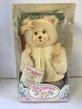 Fisher Price Briarberry Collection 1998 BerryJane Bear In Original Box