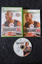 XBOX 360 : NBA LIVE 06 - Completo ! Una nuova era del basket !