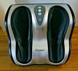 Clean Brookstone OSIM OS-8000 iSqueez Foot Leg Feet Calf Massager