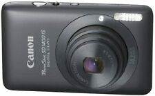 Canon PowerShot Digital ELPH SD1400 IS / IXUS 130 14.1MP Digital Camera - Black