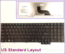 New Laptop US Keyboard for Acer Travelmate P653-MG NSK-AZ1PW Laptop Black