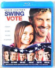 Swing Vote Blu-Ray Movie