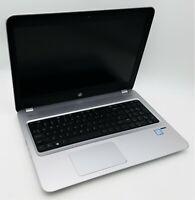 """HP 15.6"""" ProBook 450 G4 Intel i5-7200U 2.50GHz 8GB DDR4 RAM 256GB SSD Win10 PRO"""