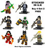 Gaming Minifigure Fort Nite World of Warcraft Skull Ranger Battlehawk Figure