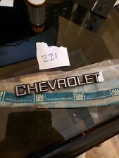 New OEM Impala Trunk Deck Lid Emblem 15885696 2006-2014 Chevrolet Impala