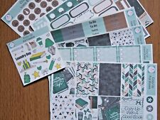 Cozy Up - Classic Happy Planner Kit - Matte Sticker Paper