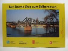 Pola N 371 Der Eiserne Steg NEU & OVP CH14644