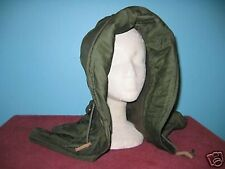ORIG. UNISSUED KOREAN WAR ERA OD M-1951 PARKA HOOD