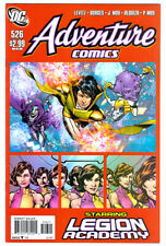 ADVENTURE COMICS #526 in VF/NM condition a 2010  DC comic LEGION OF SUPER-HEROES