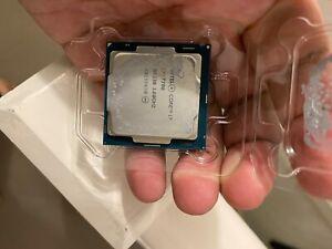 Intel i7-7700 cpu only lga1151