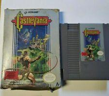 Castelvania Nintendo NES PAL