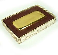 Solingen West Germany Echt Hart Vergoldet Gold Plated Gold Bar Bottle Opener